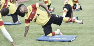 Marinho não se recupera dentro do prazo e desfalca Vitória contra Ponte Preta e Sport