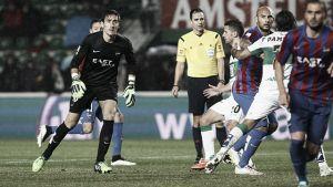Elche - Levante: puntuaciones del Levante, jornada 19 de Liga BBVA