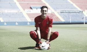 """Diego Mariño: """"El Levante confió en mí y no dudé en venir al club"""""""