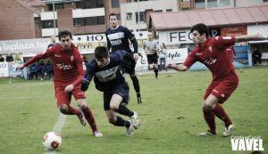 Sporting B 1 - 3 Real Avilés: los blanquiazules rompen la mala racha
