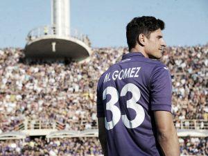 Mario Gómez mete a la Fiore en semis