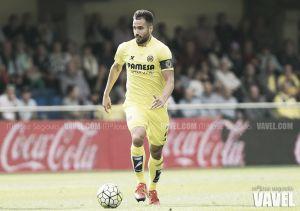 Mario Gaspar en el once de la semana UEFA Europa League