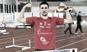 Entrevista a Mario Arancón, campeón de España de Heptatlón en Pista Cubierta