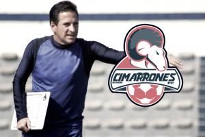Mario García Covalles llega al banquillo de Cimarrones
