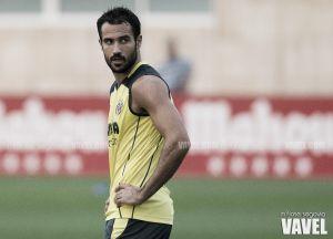 """Mario Gaspar: """"El objetivo es mejorar el resultado de la pasada temporada""""."""