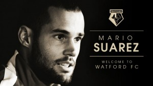El Watford anuncia el fichaje de Mario Suárez