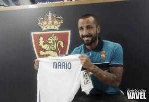 """Mario Álvarez: """"El Real Zaragoza es un nuevo reto en mi carrera"""""""