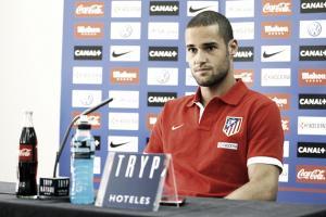 """Mario Suárez: """"La plantilla es buena y esperemos conseguir grandes cosas esta temporada"""