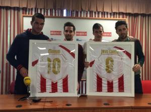 Mario y Javi Chico dejan el Algeciras
