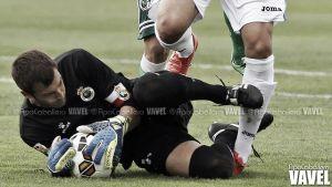 Mario Fernández estará alrededor de un mes de baja