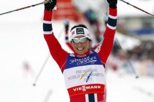 Sci di fondo: il Tour de Ski si apre nel segno di Bjoergen e Harvey