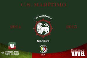 CS Marítimo 2014/15: rumbo a Europa en el estreno de Pontes