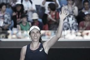 2018 Australian Open player profile: Johanna Konta