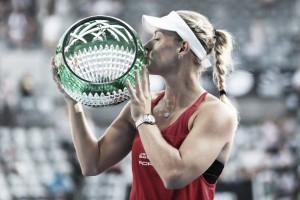 Wimbledon champion Angelique Kerber to return to Sydney International in 2019