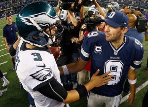 Philadelphia Eagles Rout Dallas Cowboys 33-10 On Thanksgiving Day