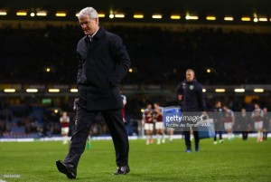 "Burnley 1-0 Stoke City: ""Just one of those nights"" says Mark Hughes"