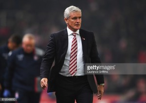 Stoke City boss Mark Hughes: Our performance against Bournemouth deserved at least a draw