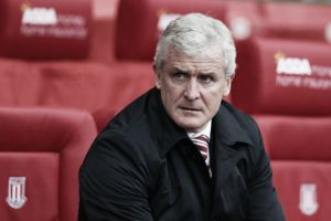 Mark Hughes rules out wholesale changes against Chelsea