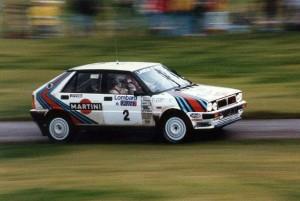 Le Signore del Rally: Lancia Delta