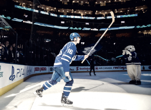 Mitch Marner leads Toronto Maple Leafs to victory in Battle of Ontario