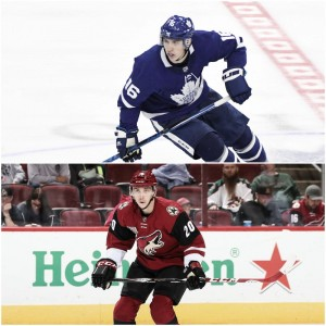 Arizona Coyotes: If Mitch Marner was chosen instead of Dylan Strome