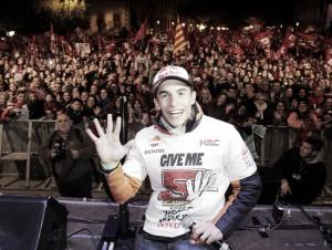 """Marc Márquez: """"Era difícil aceptar acabar tercero o cuarto en algunas carreras"""""""