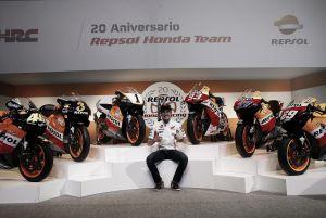"Marc Márquez: ""Estoy ansioso por volver a subir a la moto en Indianápolis"""