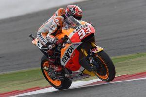 MotoGP Silverstone, super-pole di Marquez