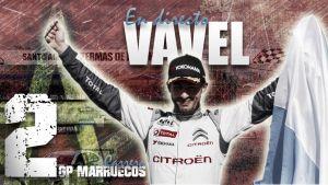 Resultado del GP de Marruecos de WTCC 2015