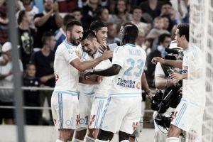 Marseille brille et renoue avec la victoire