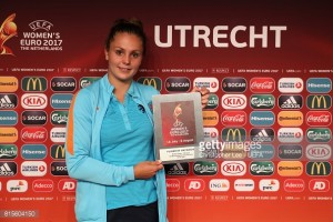 Euro 2017: Lieke Martens reflects on a strong performance against Norway