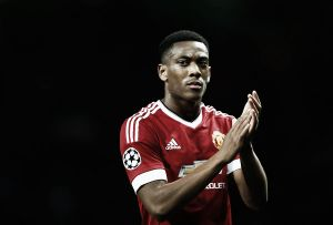 What are the distinct similarities between Anthony Martial and Thierry Henry?