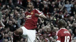 """Premier League, 5° giornata: il City mette la quinta, la legge """"Martial"""" dello United schianta il Liverpool"""