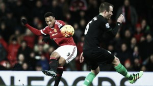 Manchester United 3-0 Stoke City: United on the rise as the Potter's Euro-Dream on brink of collapse