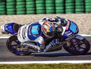 GP Assen, Moto3: Martin in pole ma ci sono due italiani in prima fila