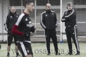 """Martín Monreal: """"Queremos mantener la ilusión del aficionado hasta el último día"""""""