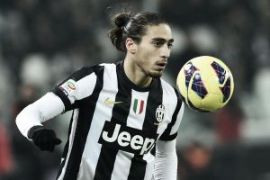 Juventus suspend Martin Caceres in alleged drink driving accident