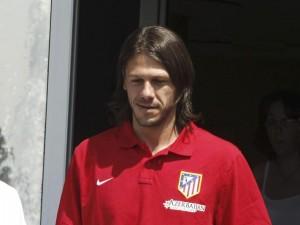 """Demichelis: """"Jugar aquí con el Atlético de Madrid es bonito y diferente"""""""