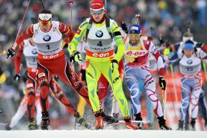 Biathlon, parte la caccia a Berger e Fourcade