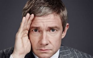 Martin Freeman estará en Capitán América: Civil War