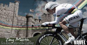 Mundial de Ponferrada 2014: Tony Martin, el plusmarquista germano