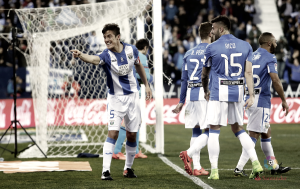 Martín Mantovani dice adiós al CD Leganés