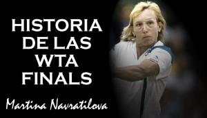 WTA Finals 2016. Martina Navratilova: única en su especie
