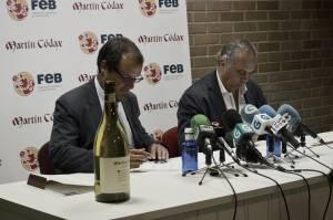 Martin Códax se convierte en el vino oficial del Mundial 2014