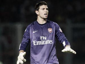 Arsenal goalkeeper Emiliano Martinez joins Rotherham United on an emergency loan