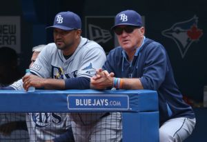 Chicago Cubs Considering Dave Martinez As Bench Coach