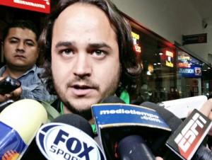 """Jesús Martínez Murguía: """"No existen problemas internos; son rumores"""""""
