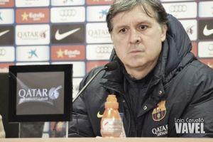 """Martino: """"Si Leo está bien,hace que el técnico acierte"""""""