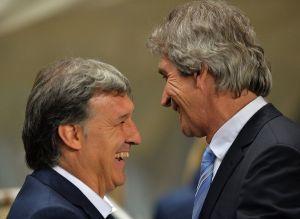 """Martino: """"La intención era venir a ganar el partido"""""""