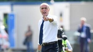 """Cagliari-Empoli, Martusciello: """"Serve molta più calma, siamo padroni del nostro destino"""""""